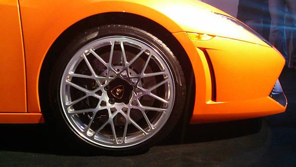 Special edition Lamborghini Gallardo Cordelia wheels