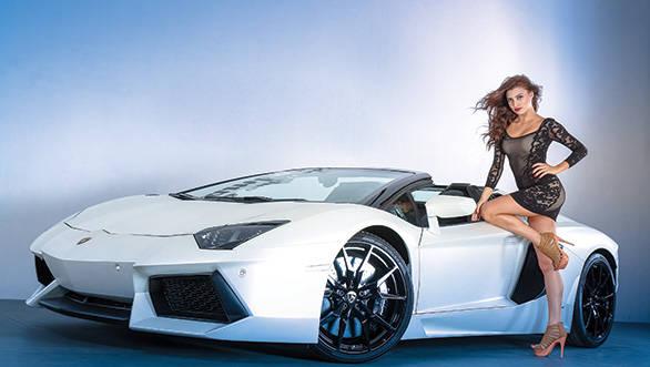 In Pictures Lamborghini Aventador Roadster Overdrive