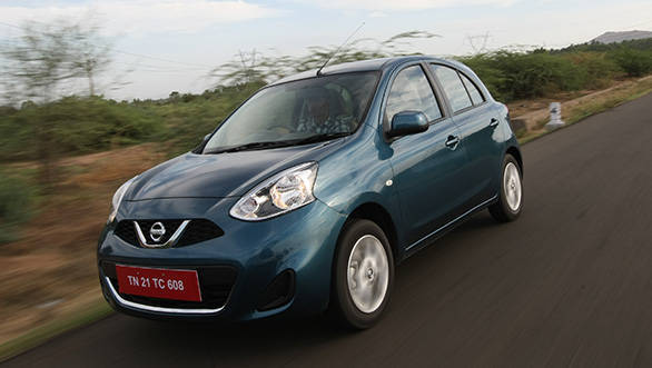 2013 Nissan Micra in India