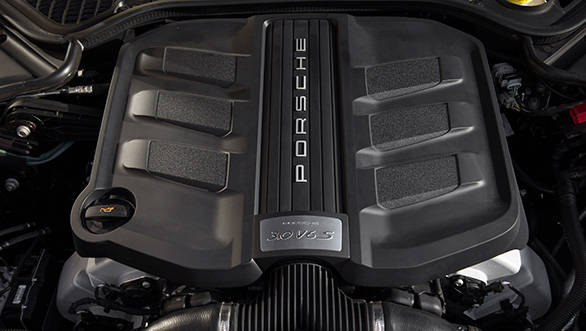 3.0-litre twin turbo V6 replaces the naturally aspirated V8 from the outgoing car