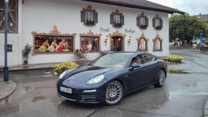 2013 Porsche Panamera 4S first drive