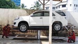 Zonnett car maintenance introduces Zero Water Car Wash in Mumbai