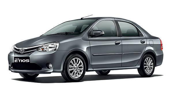2013 Toyota Etios in India