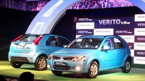 Mahindra to develop small car based on Verito Vibe platform