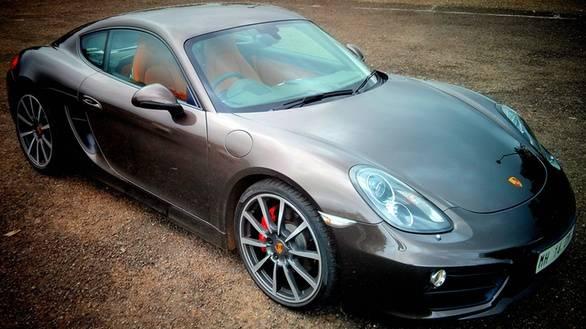 2013 Porsche Cayman S
