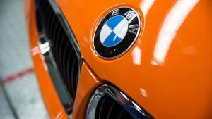 BMW at the 2015 Frankfurt Auto Show