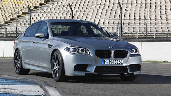 The 2014 BMW M5