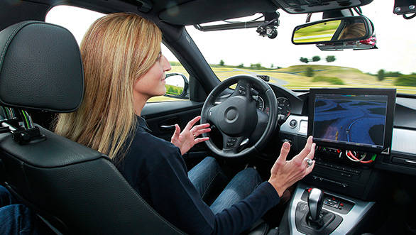 The automated driving system at work