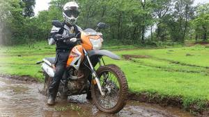 Monsoon off-road riding tips