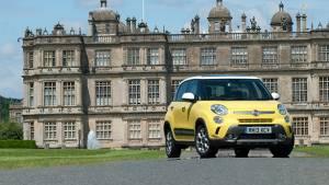 Fiat launches 500L Trekking in UK