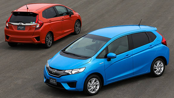 The all-new Honda Fit/Jazz