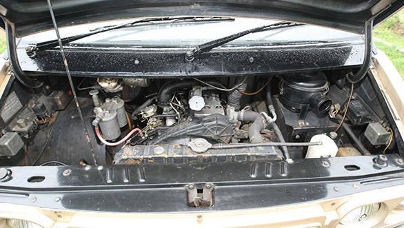 Kajah Kajwa has 2.0-litre turbodiesel under the hood