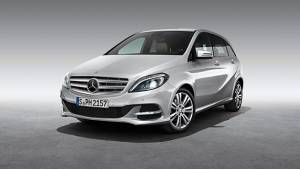Mercedes to launch the B-Class diesel on July 11