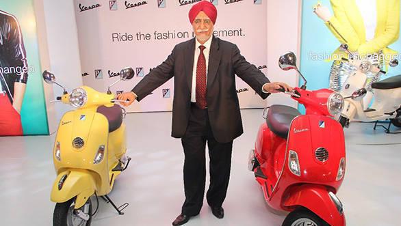 Ravi Chopra, chairman and managing director of PVPL