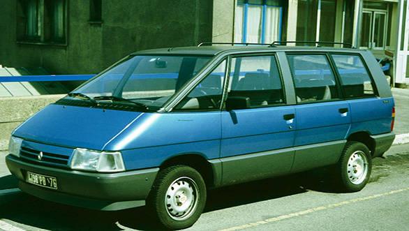 First-gen Renault Espace MPV