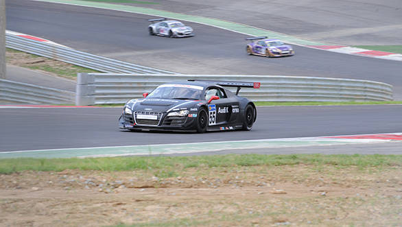 The cars run on a single set of Michelin tyres over an entire race weekend. The engines are expected to last for two full race seasons, while the transmission makes it through a whole season of racing