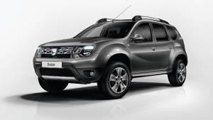 Euro-spec Duster facelift unveiled ahead of Frankfurt debut