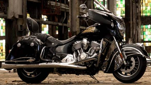 Overdrive had revealed that the Indian Chief is coming to India soon