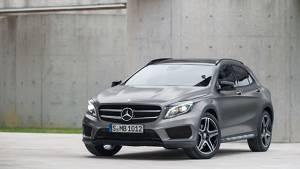 India-bound Mercedes-Benz GLA to be showcased at Frankfurt Auto Show 2013