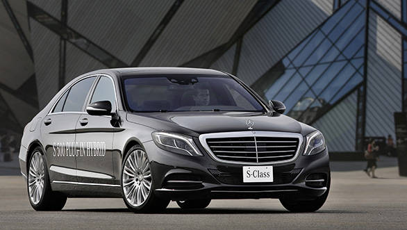 The S500 is the first ever plug-in model from the manufacturer