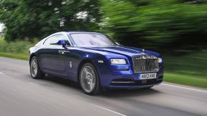Rolls-Royce Wraith launched in India at Rs 4.6 crore