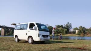 26de8da430 Fishing trip in a Tata Venture