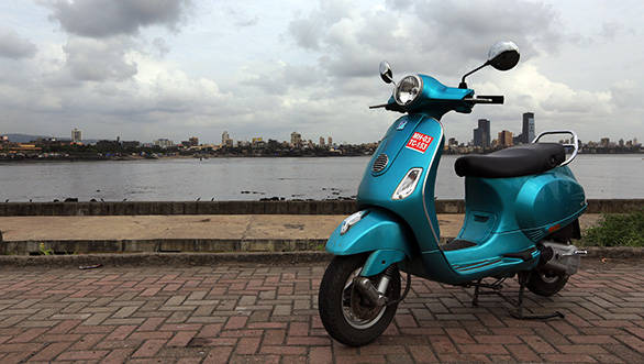 Piaggio's plan to pitch the Vespa as a premium, lifestyle product has been only moderately successful so far