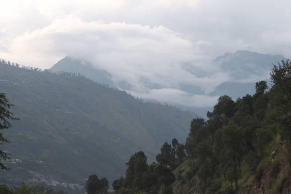 Hark! The mountains approacheth