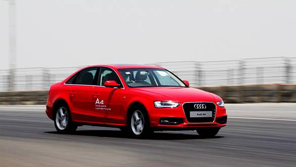 2013 Audi A4 diesel