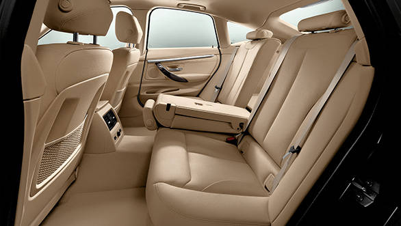 The 3 GT is more spacious than the 3 and X1