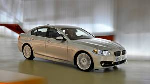 Frankfurt Auto Show 2013: BMW 5 Series