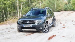 Frankfurt Auto Show 2013: Dacia Duster