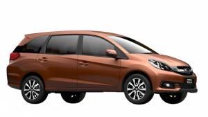 Honda Brio-based MPV Mobilio unveiled in Indonesia