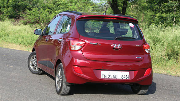 But the fact is, whether you choose the petrol or the diesel variant, in this top of the line Asta trim, the Grand i10 makes for a great buy