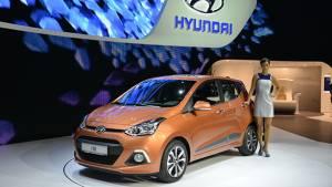 Frankfurt Auto Show 2013: European Hyundai i10