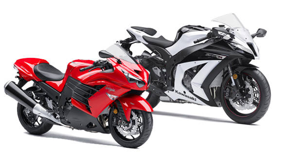 Kawasaki ZX-10R and ZX-14R launched in India at Rs 15.70 lakh and 16.90 lakh respectively