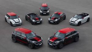 Frankfurt Auto Show 2013: Mini cars