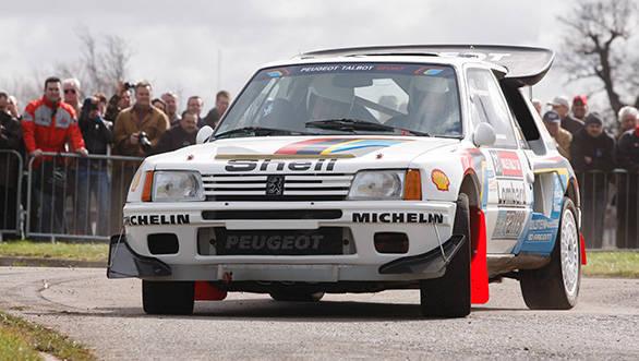 Peugeot205T16