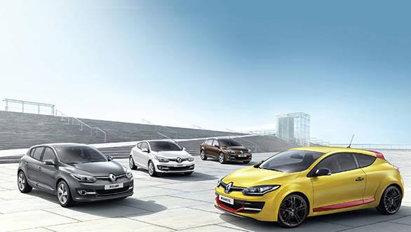 The Renault Megane family will debut at Frankfurt