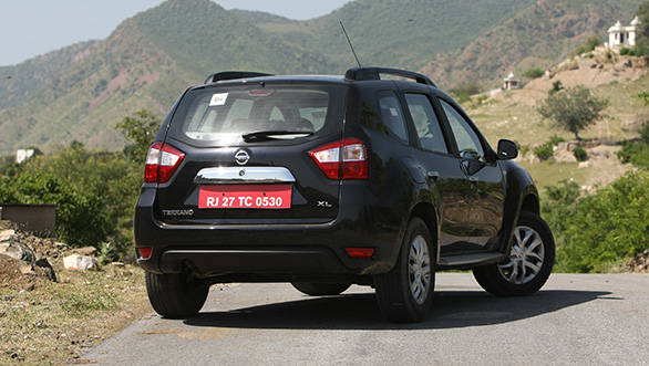 The Terrano is going to be about Rs 50,000-70,000 costlier than an equivalent Duster