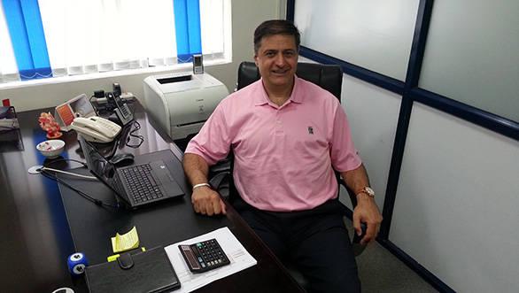 Tony Elias, senior vice president Operations, Valiant Machine and Tool INC