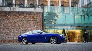 2014 Rolls-Royce Wraith first drive