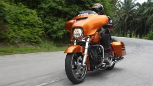 2014 Harley-Davidson Street Glide first ride