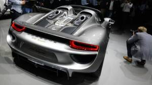 Frankfurt Auto Show 2013: 10 stunning hybrids and e-cars