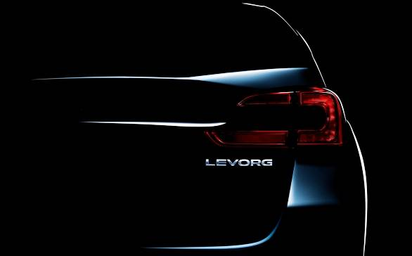 The name Levorg comes from an amalgamation of 'Legacy', 'Revolution' and 'Touring'