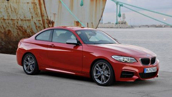 The three box design with low slung silhouette is what we have come to expect from BMW