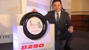 Bridgestone launches B290 range tyres in India