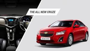 2013 Chevrolet Cruze launched in India at Rs 13.75 lakh