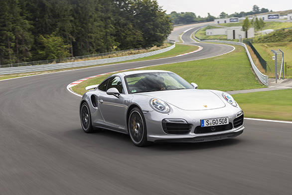 The 0.15 bar over boost is available in the Turbo S for just 20 seconds kicks in so viciously that if you thought the car was traveling quickly already, the unexpected surge of speed will shock you!