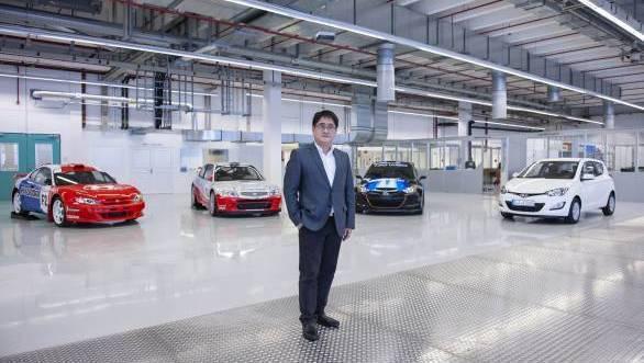 Hyundai Alzenau8 Choi